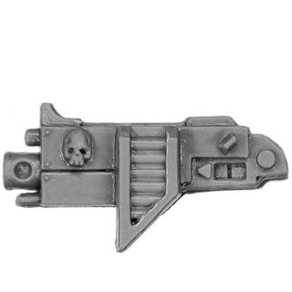 Warhammer 40k Bitz: Space Marines - Scoutbikeschwadron - Bolter A2 - Links