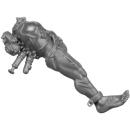 Warhammer 40k Bitz: Adeptus Sororitas - Arco-Flagellants - Torso A1b - Body, Right