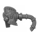 Warhammer 40k Bitz: Adeptus Sororitas - Arco-Flagellants - Torso A2a - Head