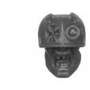 Warhammer 40k Bitz: Adeptus Sororitas - Arco-Flagellants - Torso B2d - Kopf