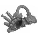 Warhammer 40k Bitz: Adeptus Sororitas - Arco-Flagellants - Torso E1a - Body, Left