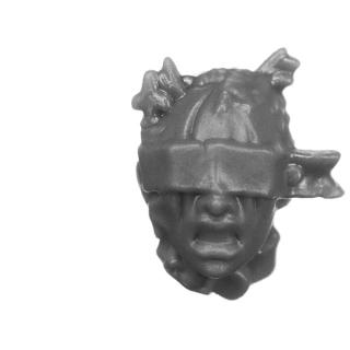 Warhammer 40k Bitz: Adeptus Sororitas - Repentia Squad - Torso C2a - Head