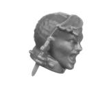 Warhammer 40k Bitz: Adeptus Sororitas - Repentia Squad - Torso D2a - Kopf