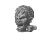 Warhammer 40k Bitz: Adeptus Sororitas - Repentia Squad - Torso E2a - Kopf