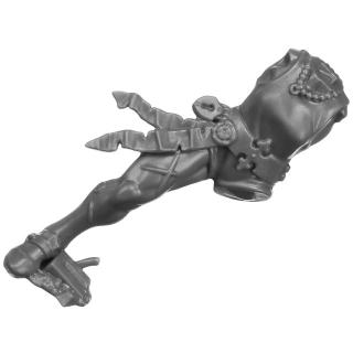 Warhammer 40k Bitz: Adeptus Sororitas - Repentia Squad - Torso G1a - Body