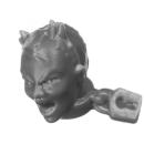Warhammer 40k Bitz: Adeptus Sororitas - Repentia Squad - Torso I2a - Head