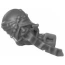 Warhammer 40k Bitz: Adeptus Sororitas - Repentia Squad - Torso I2b - Kopf