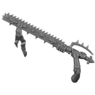 Warhammer 40k Bitz: Adeptus Sororitas - Repentia Squad - Torso I4a - Penitent Eviscerator