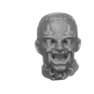 Warhammer 40k Bitz: Adeptus Sororitas - Repentia Squad - Torso J2b - Head