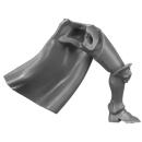 Warhammer 40k Bitz: Adeptus Sororitas - Retributor Squad - Torso A2a - Leg, Left