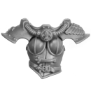Warhammer 40k Bitz: Adeptus Sororitas - Retributor Squad - Torso A3c - Body, Front