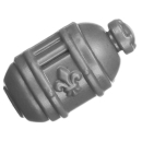Warhammer 40k Bitz: Adeptus Sororitas - Retributor Squad - Torso A5g - Tank
