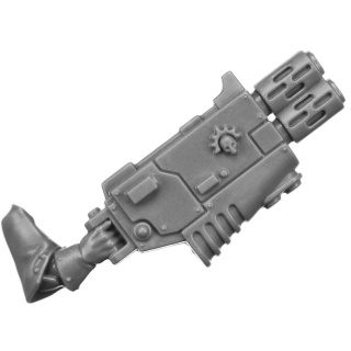 Warhammer 40k Bitz: Adeptus Sororitas - Retributor Squad - Torso A6a - Multimelter