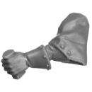 Warhammer 40k Bitz: Adeptus Sororitas - Retributor Squad - Torso A6c - Arm