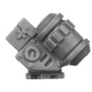Warhammer 40k Bitz: Adeptus Sororitas - Retributor Squad - Torso A6g - Tank