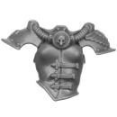 Warhammer 40k Bitz: Adeptus Sororitas - Retributor Squad - Torso B3d - Body, Front