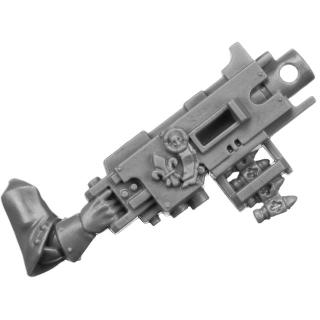 Warhammer 40k Bitz: Adeptus Sororitas - Retributor Squad - Torso B4a - Heavy Bolter