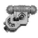 Warhammer 40k Bitz: Adeptus Sororitas - Retributor Squad - Torso B4f - Backpack