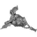 Warhammer 40k Bitz: Adeptus Sororitas - Retributor Squad - Torso C2a - Body, Superior, Front