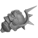 Warhammer 40k Bitz: Adeptus Sororitas - Seraphim Squad - Torso A2d - Kopf