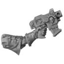 Warhammer 40k Bitz: Adeptus Sororitas - Seraphim Squad - Torso A3a - Boltpistole, Links
