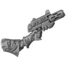 Warhammer 40k Bitz: Adeptus Sororitas - Seraphim Squad - Torso A3b - Inferno Pistol, Left