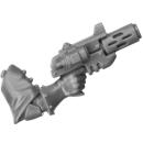 Warhammer 40k Bitz: Adeptus Sororitas - Seraphim Squad - Torso A4b - Infernopistole, Rechts