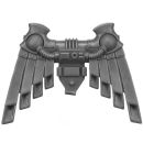 Warhammer 40k Bitz: Adeptus Sororitas - Seraphim Squad - Torso A5a - Sprungmodul