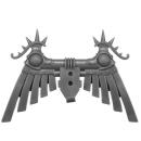 Warhammer 40k Bitz: Adeptus Sororitas - Seraphim Squad - Torso A5b - Sprungmodul