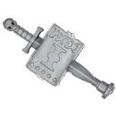 Warhammer 40k Bitz: Grey Knights - Grey Knight Terminatoren - Accessoire W - Rückenbanner