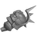 Warhammer 40k Bitz: Adeptus Sororitas - Seraphim Squad - Torso B2d - Kopf