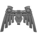 Warhammer 40k Bitz: Adeptus Sororitas - Seraphim Squad - Torso B5a - Sprungmodul