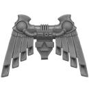 Warhammer 40k Bitz: Adeptus Sororitas - Seraphim Squad - Torso B5a - Jump Pack