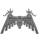 Warhammer 40k Bitz: Adeptus Sororitas - Seraphim Squad - Torso B5b - Jump Pack
