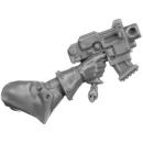 Warhammer 40k Bitz: Adeptus Sororitas - Seraphim Squad - Torso D4a - Boltpistole, Rechts