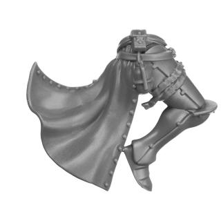 Warhammer 40k Bitz: Adeptus Sororitas - Seraphim Squad - Torso E1c - Bein, Rechts