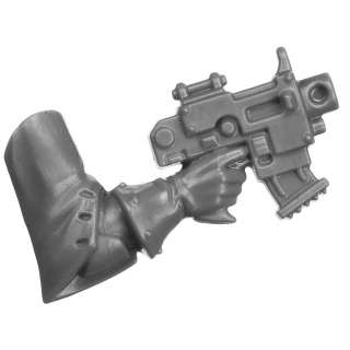 Warhammer 40k Bitz: Adeptus Sororitas - Seraphim Squad - Torso E4a - Boltpistole, Rechts
