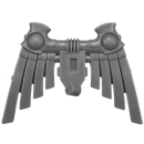 Warhammer 40k Bitz: Adeptus Sororitas - Seraphim Squad - Torso E5a - Jump Pack