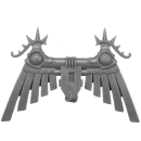 Warhammer 40k Bitz: Adeptus Sororitas - Seraphim Squad - Torso E5b - Jump Pack