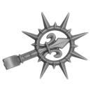 Warhammer 40k Bitz: Adeptus Sororitas - Seraphim Squad - Accessoire A1a - Sprungmodul, Spitze