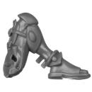 Warhammer 40k Bitz: Aeldari - Howling Banshees - Torso A2a - Bein, Links