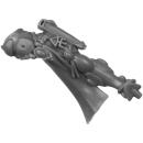 Warhammer 40k Bitz: Aeldari - Howling Banshees - Torso B2a - Leg, Left