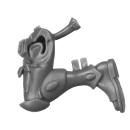 Warhammer 40k Bitz: Aeldari - Howling Banshees - Torso B2c - Bein, Rechts