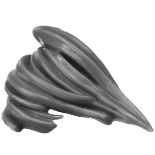 Warhammer 40k Bitz: Aeldari - Howling Banshees - Torso C3b - Head, Left