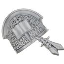 Warhammer 40k Bitz: Grey Knights - Grey Knight Terminatoren - Schulterpanzer K