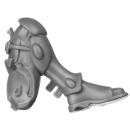 Warhammer 40k Bitz: Aeldari - Howling Banshees - Torso D2a - Leg, Left