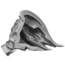 Warhammer 40k Bitz: Aeldari - Howling Banshees - Torso D3c - Kopf, Rechts