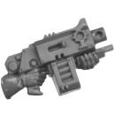 Warhammer 40k Bitz: Adeptus Sororitas - Battle Sisters Squad - Torso D5d - Storm Bolter