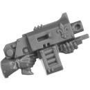 Warhammer 40k Bitz: Adeptus Sororitas - Battle Sisters Squad - Torso E5d - Storm Bolter