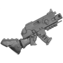 Warhammer 40k Bitz: Adeptus Sororitas - Battle Sisters Squad - Torso F5a - Bolter, Links